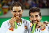 Rafael Nadal giành HCV đôi nam quần vợt Olympic Rio 2016
