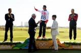 Olympic có nhà vô địch mới trong môn golf sau 112 năm