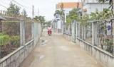 Mỹ Lộc nâng chất các tiêu chí nông thôn mới