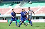 U19 Việt Nam đánh bại Thái Lan ở giải KBZ Bank Cup 2016