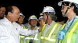 Thủ tướng: Tự hào vì Việt Nam tự làm được hầm đường bộ lớn