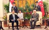 Tuyên bố báo chí chung Chủ tịch nước thăm cấp Nhà nước tới Singapore