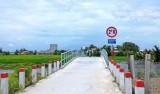 Long Cang đạt 17 tiêu chí xây dựng nông thôn mới