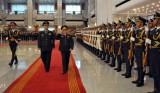 Đại tướng Ngô Xuân Lịch hội đàm với Bộ trưởng Quốc phòng Trung Quốc