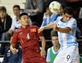 Tuyển futsal VN thua Argentina 1-3