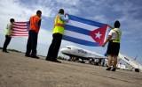 Chuyến bay thương mại đầu tiên từ Mỹ đã hạ cánh xuống Cuba