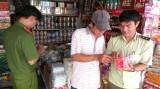 Tân Hưng kiểm tra vệ sinh an toàn thực phẩm