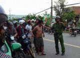 """Nghi án """"ngáo đá"""" cướp taxi Mai Linh tại Tiền Giang"""