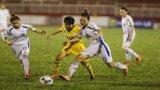 Sơn La thắng trận đầu tiên ở Giải nữ VĐQG 2016