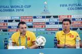 """""""Tuyển futsal VN cần quên đi chiến thắng trước Guatemala"""""""