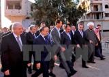 Tổng thống Syria tuyên bố sẽ giành lại toàn bộ lãnh thổ đất nước