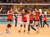 Tuyển bóng chuyền Việt Nam ngược dòng ngoạn mục trước Đài Loan