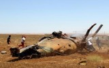 Libya: Rơi trực thăng quân sự, 8 người thiệt mạng