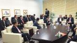 Bí thư Tỉnh ủy Long An đến thăm và làm việc tại Hàn Quốc