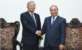 Thủ tướng tiếp Giám đốc WHO khu vực Tây Thái Bình Dương