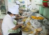 Cần Giuộc: Các trường học có tổ chức ăn bán trú trên địa bàn không xảy ra ngộ độc thực phẩm
