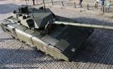 Siêu xe tăng Armata (Nga) chống chịu được cả đạn pháo uranium nghèo