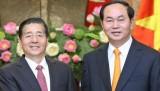 Việt Nam coi trọng quan hệ ổn định, lành mạnh với Trung Quốc
