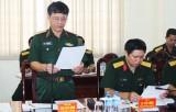Thanh tra Bộ Quốc phòng công bố Quyết định thanh tra tại tỉnh Long An