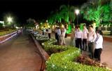 TP.Tân An thí điểm hệ thống chiếu sáng đô thị tiết kiệm và thân thiện môi trường