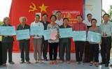 Gần 300 gia đình hội viên cựu TNXP Long An thoát nghèo