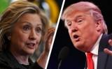 Bầu cử Mỹ: Bà Hillary Clinton đang ở thế áp đảo ông Trump
