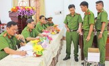 Họp mặt truyền thống 55 năm thành lập lực lượng Cảnh sát Phòng cháy chữa cháy & cứu nạn cứu hộ