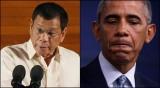Tổng thống Philippines lại có phát biểu khó nghe nhằm vào ông Obama