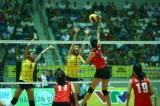 Tuyển bóng chuyền nữ VN thắng  dễ CLB Từ Châu