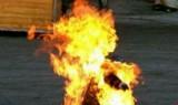 Phát hiện xác người đàn ông chết cháy tại cầu Kênh 12