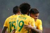 Đánh bại Venezuela, Brazil lên ngôi đầu vòng loại World Cup