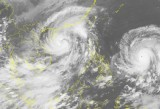 Xuất hiện thêm siêu bão Haima, nguy cơ bão chồng bão