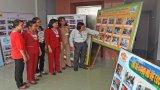18 hội phụ nữ cơ sở tham gia thi triển lãm pano ảnh