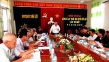 Bến Lức biên soạn lịch sử Lực lượng vũ trang nhân dân huyện giai đoạn 1945-2010