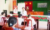 Thủ Thừa: Giải quyết việc làm trên 3.000 lao động từ đầu năm 2016 đến nay