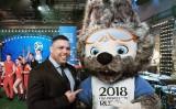 Chú sói Zabivaka là linh vật World Cup 2018