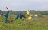 Quân khu 7: Hội thi bắn đạn thật lực lượng phòng không năm 2016