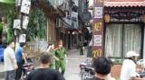 Nổ súng tại nhà nghỉ Hà Nội, nhân viên lễ tân bị bắn chết