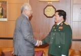 Hợp tác quốc phòng góp phần thúc đẩy quan hệ Việt Nam-Malaysia