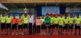 Sở Văn hóa - Thể thao và Du lịch đoạt chức vô địch