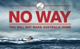 Người tị nạn bất hợp pháp sẽ bị cấm cửa vào Australia cả đời