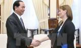 Quan hệ Việt Nam-Israel đang thu được những kết quả tích cực