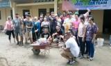 Hoạt động đối ngoại nhân dân của MTTQ Việt Nam tỉnh Long An góp phần bảo đảm an sinh xã hội
