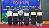 Toàn tỉnh Long An có 223 Ban Khuyến học ở các cơ sở tôn giáo