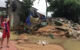 Mưa lũ miền Trung: 18 người chết và mất tích, 18 người bị thương