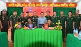Hợp tác bảo vệ an ninh trật tự khu vực biên giới