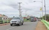 Phấn đấu xây dựng thị trấn Tân Thạnh đạt đô thị loại IV
