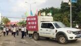 Tân Hưng phát động chiến dịch diệt muỗi, lăng quăng