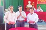 Cty Hòa Thành Long An kết nghĩa cùng nhân dân ấp 3, xã An Thạnh