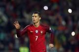 Ronaldo lập cú đúp, Bồ Đào Nha đè bẹp Latvia